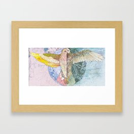 Print For Sale - From Above Framed Art Print