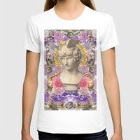 holographic T-shirts featuring mercury dreams of amethyst olympus by STORMYMADE