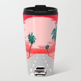 Sunset Vista Club Travel Mug