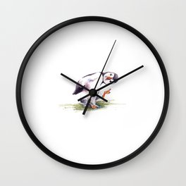 Pacatianus the Puzzled Wall Clock