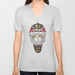 Rhodes - Mask Unisex V-Neck