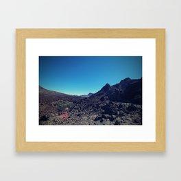lavaland - two  Framed Art Print