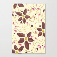 Beans Canvas Print
