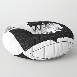 Zombie Boss Floor Pillow