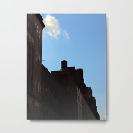 Downtown Brooklyn 2010 (2), a Society6 Exclusive Metal Print