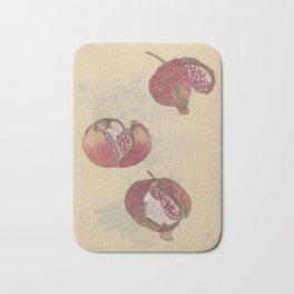 Pomegranates Bath Mat