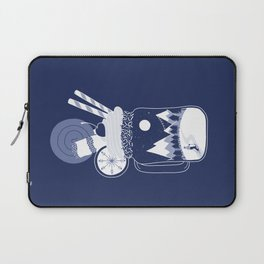 Whipped Cream Day Laptop Sleeve