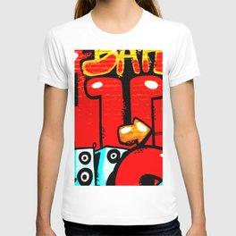 Graffiti 19 T-shirt