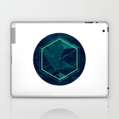 Thinking of a Foreign Girl Laptop & iPad Skin