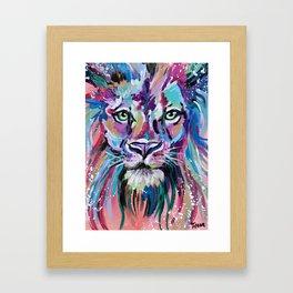 LEONIDAS Framed Art Print
