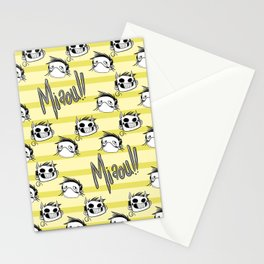 MIAOU MIAOU Stationery Cards