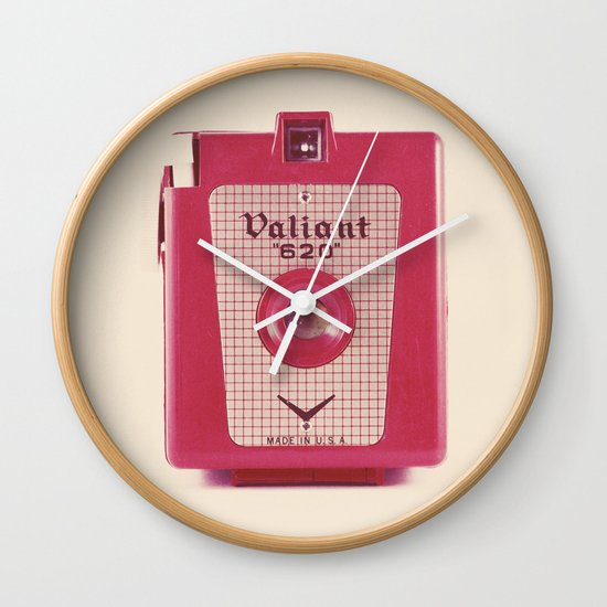 Valiant Wall Clock