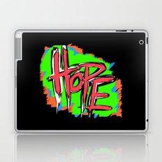 Hope (retro neon 80's style) Laptop & iPad Skin