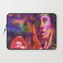 """Rocky Seduction"" by surrealpete Laptop Sleeve"