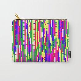 Happy Day Glitch - Digitl Glitch Art Carry-All Pouch