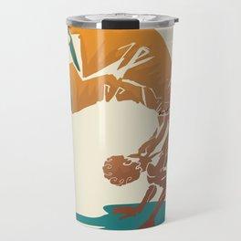 Capoeira 366 Travel Mug
