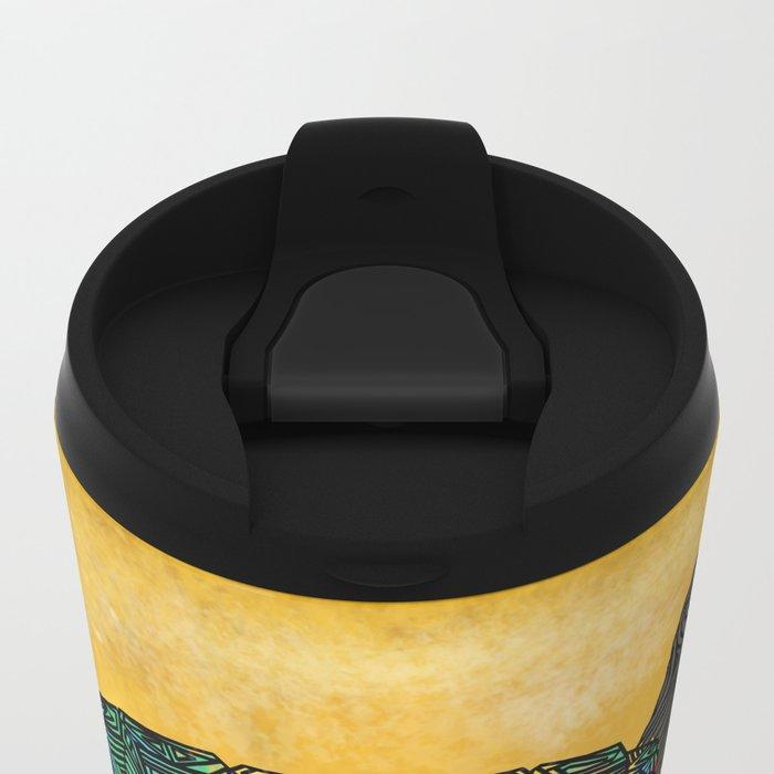 Tortus Metal Travel Mug
