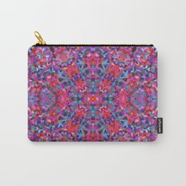 Boho Red Carry-All Pouch