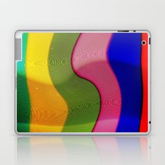 Franjas y rayas Laptop & iPad Skin