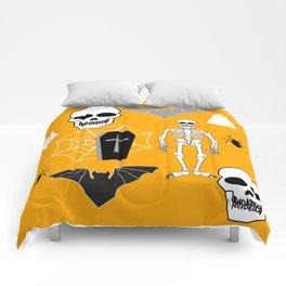 Halloween: Boo crew Comforters