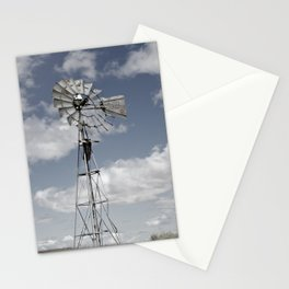 VINTAGE WINDMILL Stationery Cards