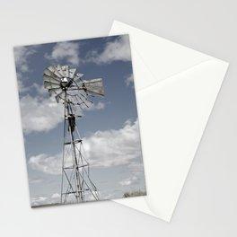 VINTAGE WINDMILL Stationery Cards