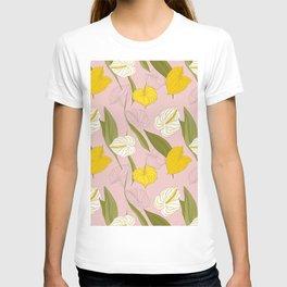 kala pink summer T-shirt