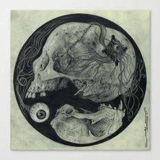 Still Death Canvas Print