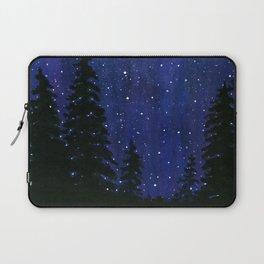 Twinkle, Twinkle, Stars Night Sky Painting Laptop Sleeve