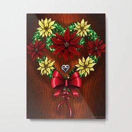 Christmas Artwork #3 (2018) Metal Print