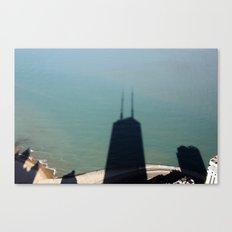 hancock shadow Canvas Print