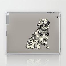 Pug Tattoo Laptop & iPad Skin
