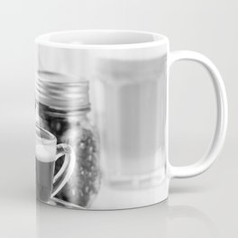 Black and white coffee bar Coffee Mug