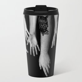 Hands Travel Mug