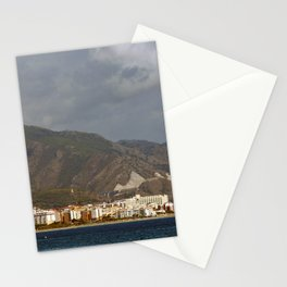Nerja Costa del Sol Andalusia Spain Stationery Cards