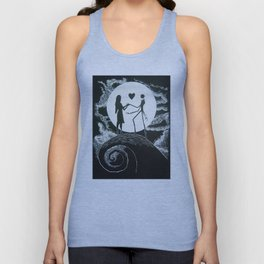 jack sally Unisex Tank Top