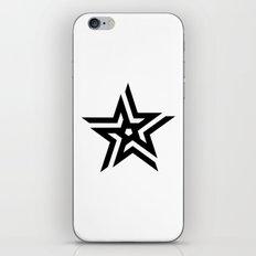 Untitled Star iPhone & iPod Skin