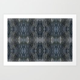 Reeds in a Pond Art Print