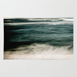 Waves Abstract III Rug