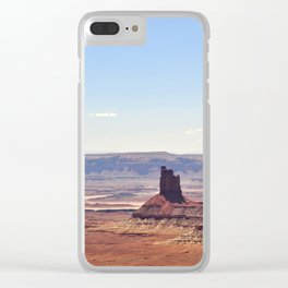 Canyonlands National Park, Utah Clear iPhone Case