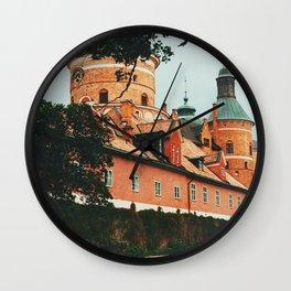 Gripsholm Castle Wall Clock
