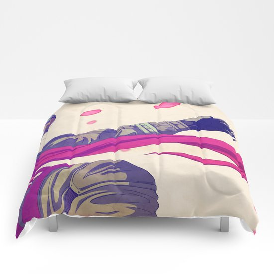 SOS Sakura Comforters