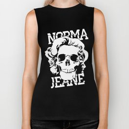Norma Jeane Biker Tank