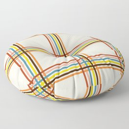 Cerberus Floor Pillow