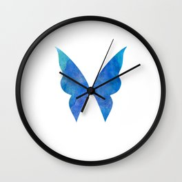 Ocean Fairy Wall Clock