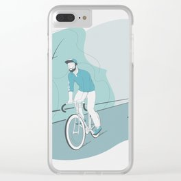 Riga Velo Clear iPhone Case