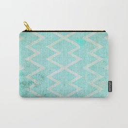 400 8 Vintage Chevron Carry-All Pouch