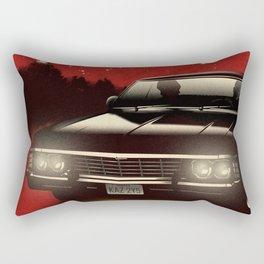 NOW BOARDING: IMPALA Rectangular Pillow