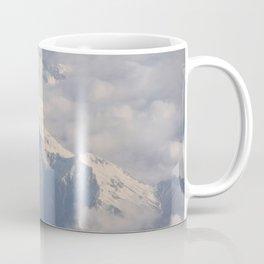 white mountain tops Coffee Mug