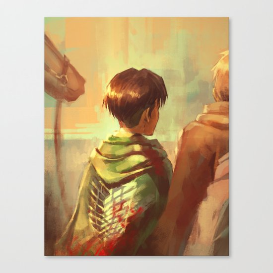 Devotion Canvas Print